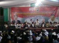 KH Ma'ruf Amin Datang ke Pesantren di Tangerang Bikin Heboh Emak-Emak