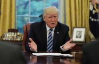 CNN Gugat Donald Trump ke Pengadilan karena Kartu Pers Jurnalisnya Dicabut