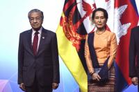 PM Malaysia Kritik Suu Kyi Terkait Krisis Rohingya di Sela KTT ASEAN