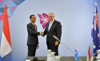 Indonesia Ajak Australia Berkontribusi dalam Perdamaian Palestina-Israel