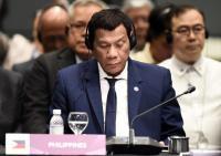 Pilih Tidur, Duterte Lewatkan Beberapa Pertemuan KTT ASEAN di Singapura