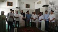 Teguran sang Istri Bikin Sandiaga Ziarah ke Makam Habib Ali Al Habsy
