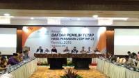 KPU Ternyata Belum Selesaikan Rekapitulasi DPT di 6 Provinsi