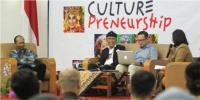 <i>Culturepreneurship</i>: Kreasi Budaya, Industri yang Inovatif