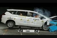 Ini Hasil Uji Tabrak Kendaraan MPV, dari Avanza hingga Xpander