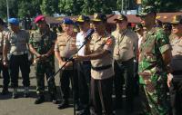 7.000 Personel Gabungan Disiagakan Hadapi Musim Penghujan di Jakarta