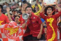 Gelandang Vietnam Ingin Persembahkan Kemenangan atas Malaysia untuk Penggemar
