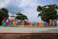 Serunya Musik Dangdut Jadi Daya Tarik Festival Tanjung Kelayang 2018