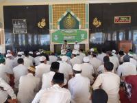 Ratusan Warga Binaan Rutan Cilodong Depok Gelar Maulid Nabi