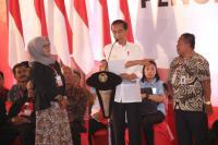 Jokowi: Desa Jadi Bintang Utama Pembangunan 4 Tahun Ini