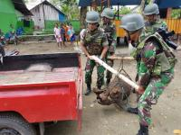 Bom Zaman Perang Ditemukan di Perbatasan Indonesia-Papua Nugini
