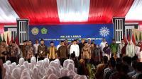 Presiden Jokowi Buka Satu Abad Muallimin-Muallimat Muhammadiyah