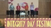 Wakil Ketua KPK Ajak Generasi Milenial di Tangsel Perkuat Integritas Melawan Korupsi