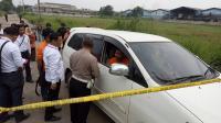 Rekonstruksi Pembunuhan Dufi, Tersangka Peragakan Adegan Pembuangan Mayat Dalam Drum ke Jalanan