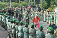 Mayjen Mochamad Effendi Resmi Jabat Pangdam IV/Diponegoro