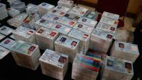 Ribuan E-KTP Dalam Karung Kembali Ditemukan di Pekarangan Warga Pariaman