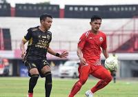 Persija Ungguli Bogor FC 1-0 di Babak Pertama