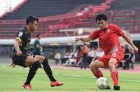Bambang Pamungkas Gagal Penalti, Persija Tangani Bogor FC 1-0