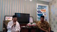 Ma'ruf Amin Yakin Warga NU di Seluruh Indonesia Solid Beri Dukungan