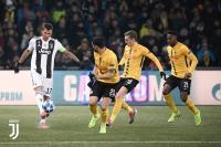 Kalah dari Young Boys, Juventus Tetap Jadi Juara Grup H