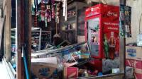 Rumah Tukang Parkir Diduga Pengeroyok Anggota TNI Hancur Dirusak, Ini Penampakannya