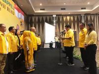 Airlangga Hartarto <i>Pede</i> Golkar Raih 20 Kursi di Provinsi Riau