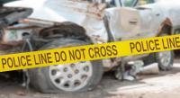 4 Truk Kecelakaan Beruntun di Tol Kebon Bawang