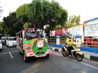 Ternyata Ini Penyebab Odong-Odong Menghilang dari Jalanan Kota Tangsel