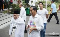 Sejukkan Tahun Politik, Relawan Jokowi Gelar Zikir Bersama
