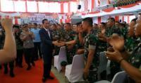 Tunjangan Babinsa Naik, Perindo: Presiden Peduli Kesejahteraan Prajurit