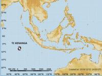 BMKG: Ada Siklon Tropis Kenanga, Tingkatkan Kewaspadaan!