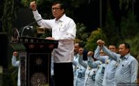 Menteri Yasonna Minta Narapidana Prioritaskan Pencegahan HIV/AIDS di Lapas