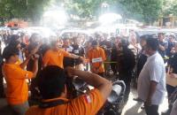 Usai Ditegur, Tersangka Iwan Langsung Pukuli Kapten Komarudin di Bagian Wajahnya