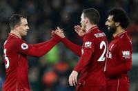 Klasemen Liga Inggris 2018-2019 hingga Pekan Ke-17, Liverpool Masih di Puncak