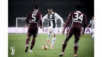 5 Rekor yang Dipecahkan Ronaldo Bareng Juventus, Nomor  1 Paling Anyar
