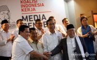 Ini yang Dibahas Dewan Pengarah TKN Jokowi-Ma'ruf Dalam Rapat Evaluasi Kampanye