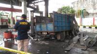 SPBU di Makassar Terbakar, Pengendara Lari Berhamburan