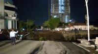 Ini Penampakan Jalan Raya Gubeng yang Ambles Lebih dari 10 Meter