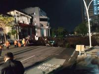 Jalan Raya Gubeng Ambles, Siapa yang Berwenang?