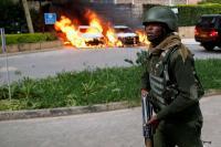 Semua Pelaku Dihabisi, Serangan Militan di Hotel Mewah Kenya Berakhir
