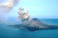 Aktivitas Gunung Anak Krakatau Menurun, Hanya 2 Kali Gempa Embusan