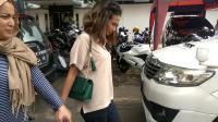 Ditetapkan Tersangka, Vanessa Angel Dipanggil Polisi Senin Depan