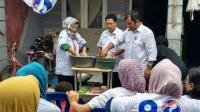 Program Cooking Class Caleg Perindo Ikut Upayakan Pengembangan Sektor UMKM