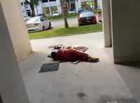Dikira Tewas Bunuh Diri, Perempuan di Singapura Ini Ternyata Hanya Tidur Siang