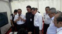Menkumham & Mendagri Pantau Pelaksanaan Rekam Cetak e-KTP di Lapas Cipinang