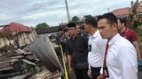 Kebakaran di Tenggarong, 50 Rumah, 1 Musala & 1 Gereja Ludes Terbakar