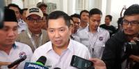 Hadiri Debat Perdana Capres, Hary Tanoe: Kami Hadir untuk Memberikan Semangat