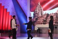 Pengakuan Prabowo Usai Debat Lawan Jokowi: Tegang Juga Aku