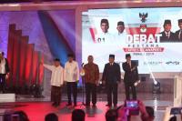 Begini Pakar Bahasa Tubuh Menganalisis Gestur Jokowi-Ma'ruf dan Prabowo-Sandiaga saat Debat Pilpres