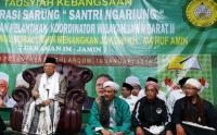 Ribuan Santri Ngariung Deklarasikan Dukungan untuk Jokowi-Ma'ruf Amin